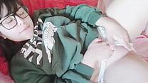Amateur Teen Masturbating   Hana Lily