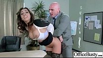 (stephani moretti) Big Boobs Girl Enjoy hard Style Sex In Office clip-29 porn image