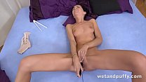 Pretty czech girls intense orgasm