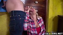 Synthia Fixx flip over by Kyle Mas and fucked anal - 9Club.Top