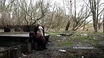 Image: Emmas bbw masturbation in public and fat amateur wanking outdoors