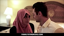 11444 Thick Big Ass Virgin Muslim Teen Step Daughter Ella Knox Has Sex With Step Dad After He Accidentally Mistakes Her For Her Mom preview