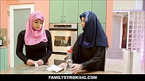 Thick Big Ass Virgin Muslim Teen Step Daughter Ella Knox Has Sex With Step Dad After He Accidentally Mistakes Her For Her Mom thumbnail