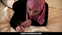 Thick Big Ass Virgin Muslim Teen Step Daughter Ella Knox Has Sex With Step Dad After He Accidentally Mistakes Her For Her Mom preview image
