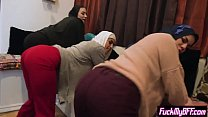 15980 Muslim busty teens got smashed at a bachelorette party preview