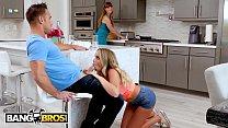 BANGBROS - Alexis Adams Fucks Her Boyfriend Johnny Castle Behind Her Mom's Back - download porn videos