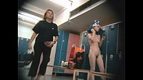 Hidden Spycam Cam in Shower  Dressing Thumbnail