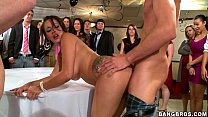 nichola holt porn - Pornstars crash the college party fuckfest thumbnail
