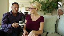 Hot house wife tries Evert Geinstein tea to fuck husband bigtits bigass Image