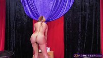 11547 Charmer bellydancer footjob and anal fuck with a guy preview