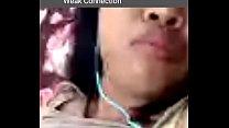 Indonesian girl masturbates video