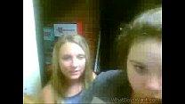 Blonde teen on cam