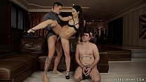 6626 Kathia Nobili, Mira Cuckold - Cuckold Domination preview