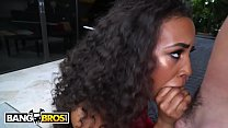 BANGBROS - Ebony Beauty Demi Sutra Squirts For First Time On Peter Green - 9Club.Top
