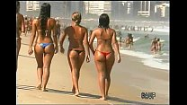 Sexy Brazilian thong booty and Italian beach dancers porn thumbnail