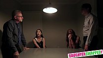 14462 Izzy Lush , Scarlett Mae in Interrogation Penetration Pt.1 preview