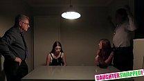 15391 Izzy Lush , Scarlett Mae in Interrogation Penetration Pt.1 preview
