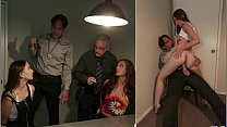 Izzy Lush , Scarlett Mae in Interrogation Penetration Pt.1 preview image