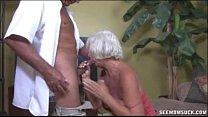 Sensuous Blowjob | Granny blowjob thumbnail