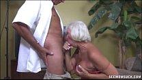Granny Blowjob صورة