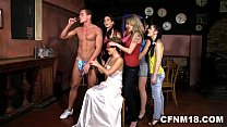 Bachelor party with loads of cum thumbnail