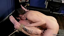 Lesbian patient anal fucked in lezdom thumbnail