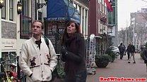 Busty Dutch Prostitute Fucked Till Cumshot