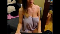 Big titted romanian camwhore doing fantastic show sexycams.pw