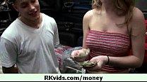 I fuck a hottie for money 26