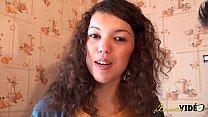 Première sodomie pour Ayana la jolie beurette video