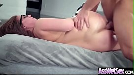 Deep Anal Sex On Tape With Big Round Ass Girl (Maddy Oreilly) mov-23 image