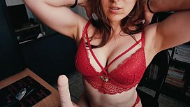 JOI - Trish Collins takes control and gives you instructions