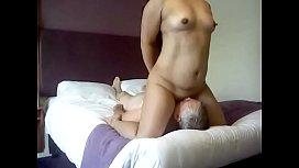 Nude Filipino shaved well