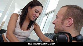 TeensLoveAnal - Young Hot Teen (Amara Romani) Does Anal