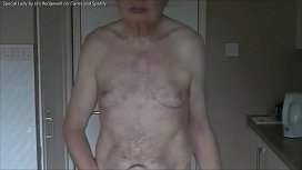Jim Redgewell naked 01 May 2020