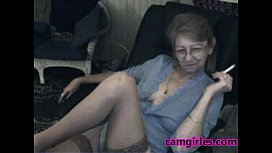 Lovely Granny with Glasses Free Webcam Porn Mobile