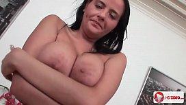 Olesia Curvy Babe Anal