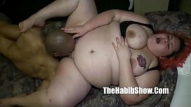she loves the BBC mixed rican slam bammed by hooded fuck