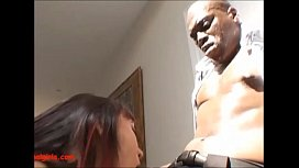 HD asian with big black cock