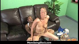 Beautiful mom with puffy pussy fuck a black dick 21