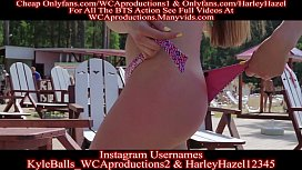 Pool Cabana Fun With My Friends Hot Mom Part 2 Harley Hazel