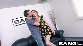 BANG Casting Kasey The Theater Nerd Brings Her Talents To Porn