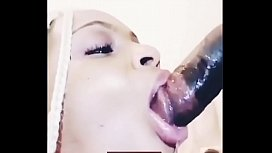 Blonde Ebony Chicago Thot Almost Gives This Old Man A Heart Attack, She Fucked Him And Sucked Him Too Good :Twitter:@mshoneyrosexxx