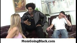 Black monster cock fucks my mommys pussy 16