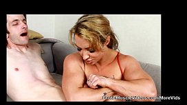 EroticMuscleVideos Lift And Carry Femdom Part 2 xxx video