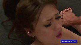 Ameri Ichinose Gets A Hot Creampie