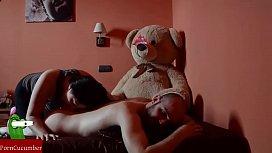 Blowjob with Teddy. RAF204
