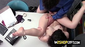 Cute Lyra Lockhart enjoys the deep penetration