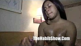 red hair black : Mixed hairy rican freak cant fuck redzilla monster cock - xH