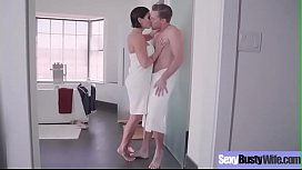 Sex On Camera With Big Round Juggs Hot Wife (Shay Fox) video-23